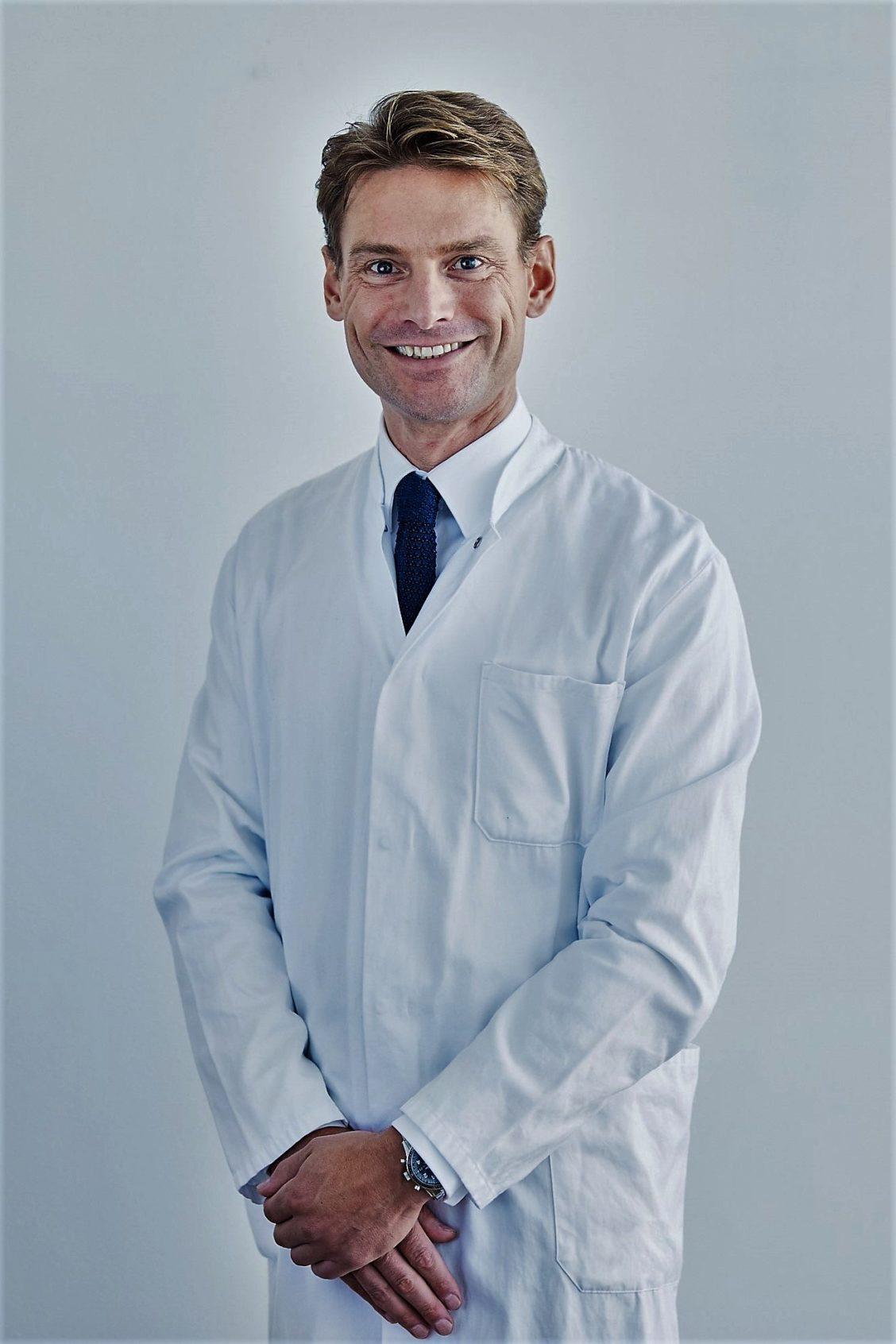Priv. Doz. Dr. Niclas Broer